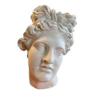Early 20th Century Apollo Belvedere Wall Mount For Sale
