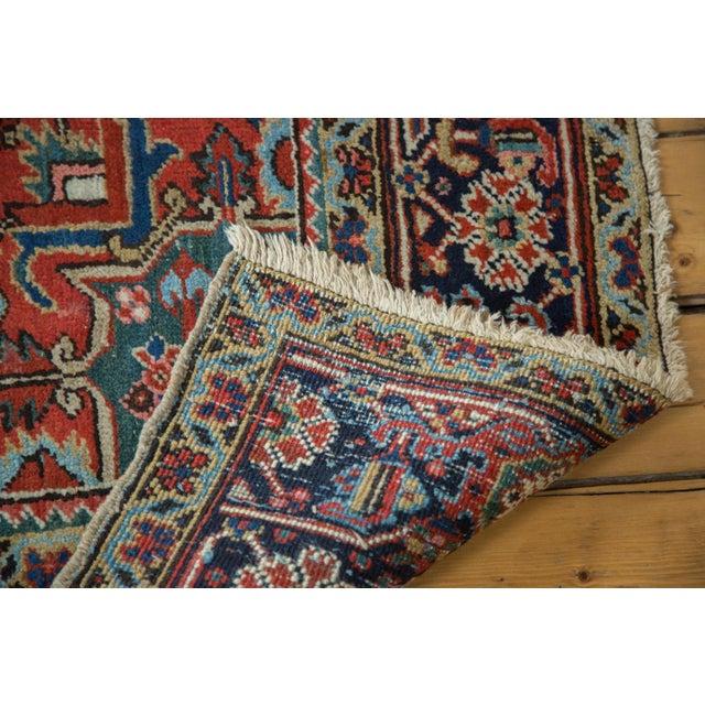 "Vintage Heriz Carpet - 8'1"" X 10'7"" - Image 6 of 10"