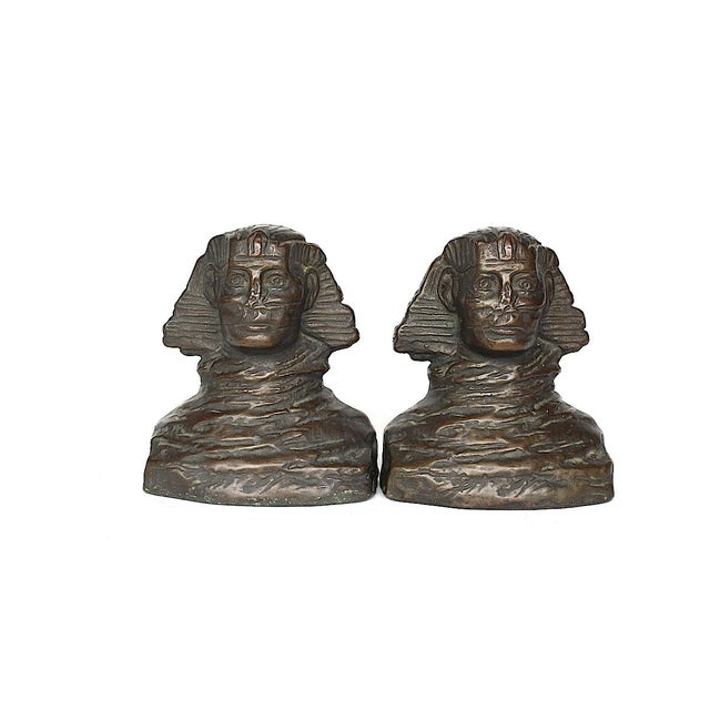 Antique bookends made by Armor Bronze circa 1920s will look impressive on a library or office shelf. The Art Deco era...