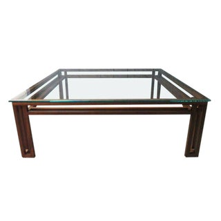 Danish Mid-Century Modern Coffee Table For Sale