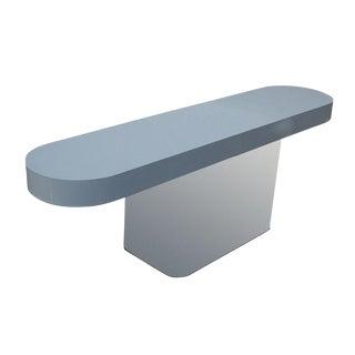 Milo Baughman for Thayer Coggin Console Sofa Table For Sale