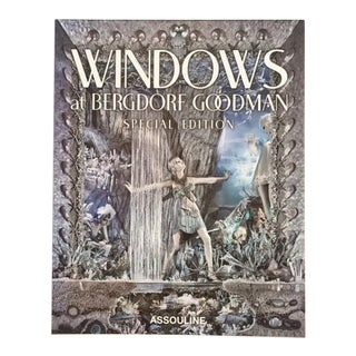 Windows at Bergdorf Goodman Special Edition Book For Sale