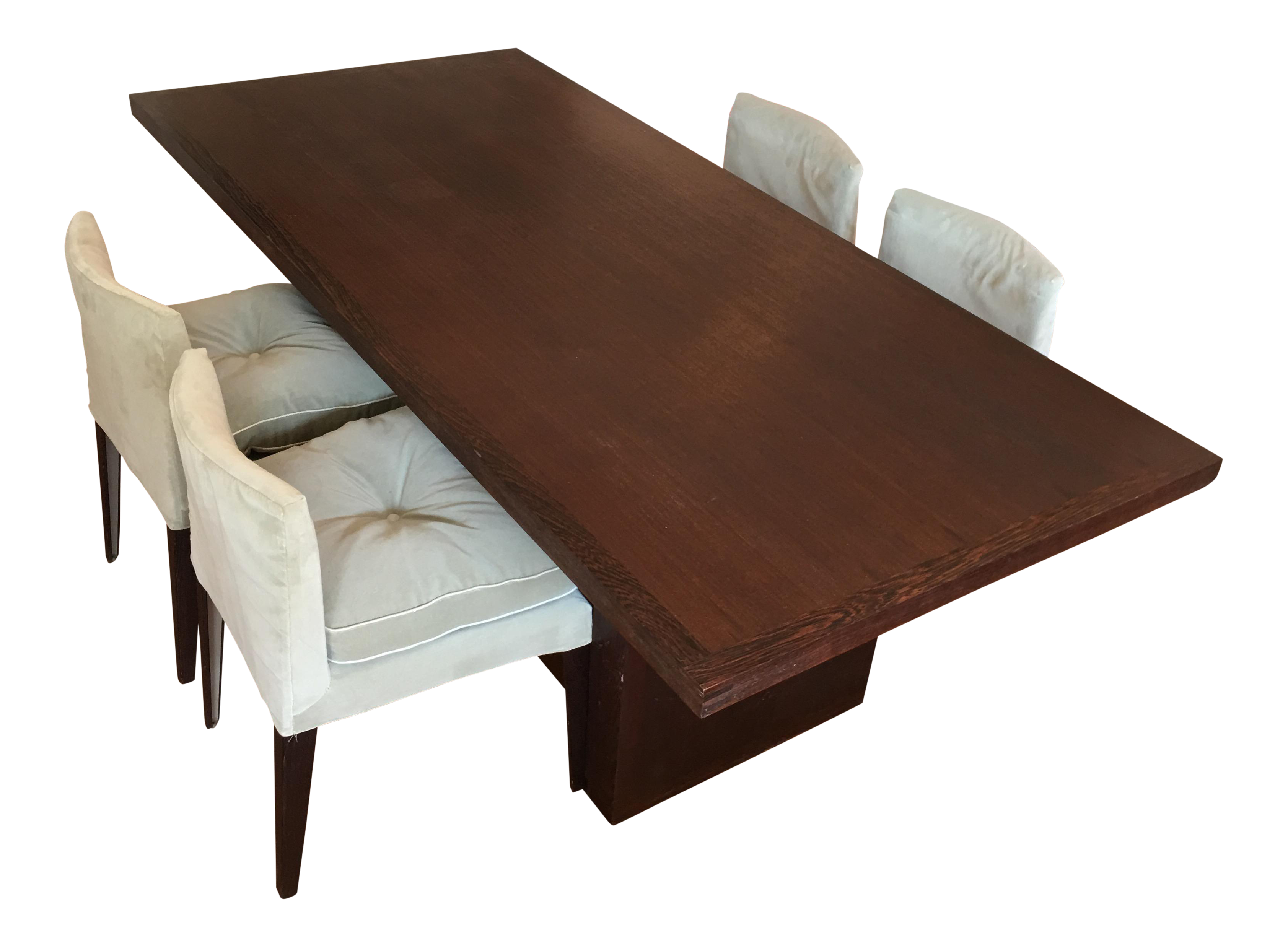 Christian Liaigre Dining Table U0026 Chairs   Set ...