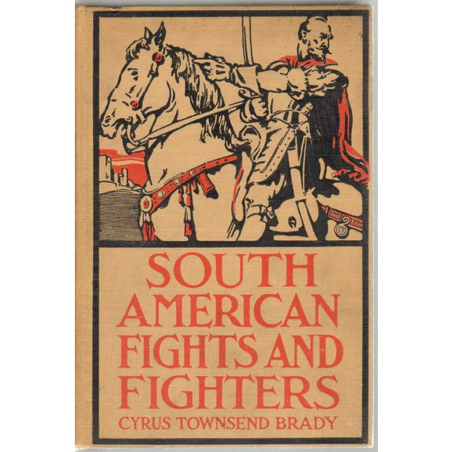 South American Fights & Fighters For Sale
