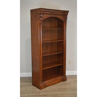 Lexington Nautica Collection Cherry Tall Open Bookcase Preview