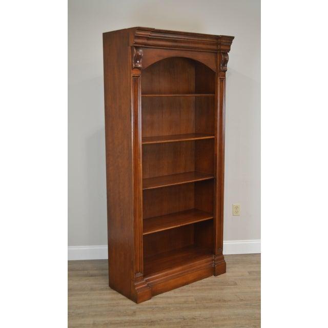 Lexington Nautica Collection Cherry Tall Open Bookcase