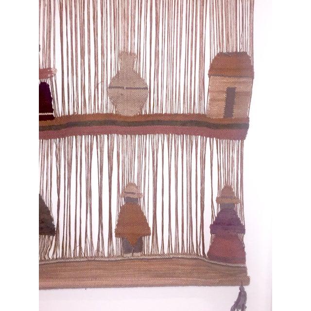 Vintage Peruvian Yarn & Wool Art - Image 4 of 6