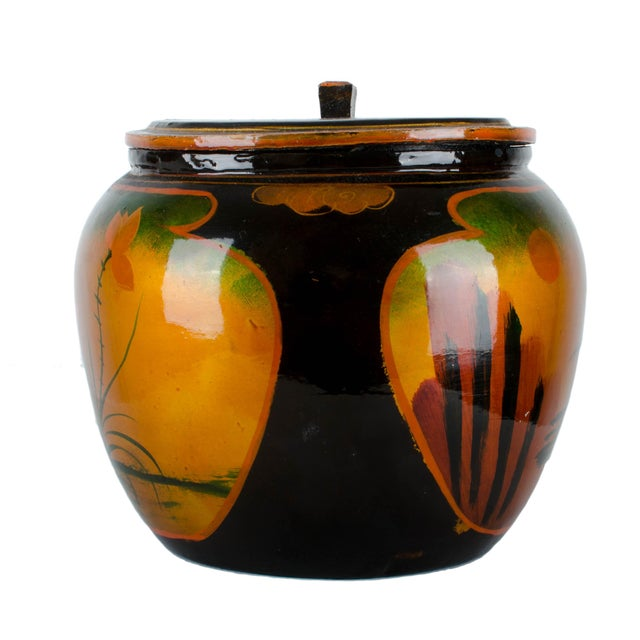 Japanese Lacquer Padded Teapot Caddy - Image 10 of 10