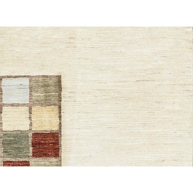 Contemporary Contemporary Hand Woven Rug 8'8 X 10' For Sale - Image 3 of 4