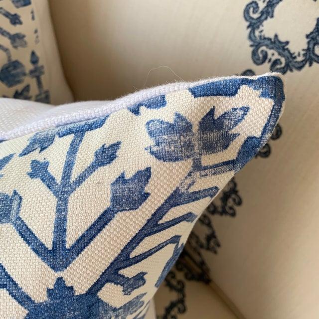 Asian Zak & Fox Kohtan Pillows - Pair For Sale - Image 3 of 7