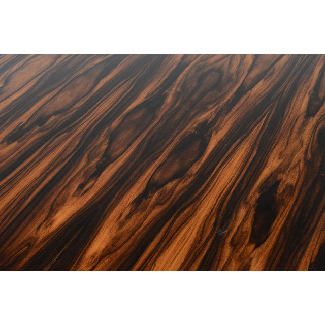 Brazilian Rosewood Draw Leaf Dining Table - Image 11 of 11