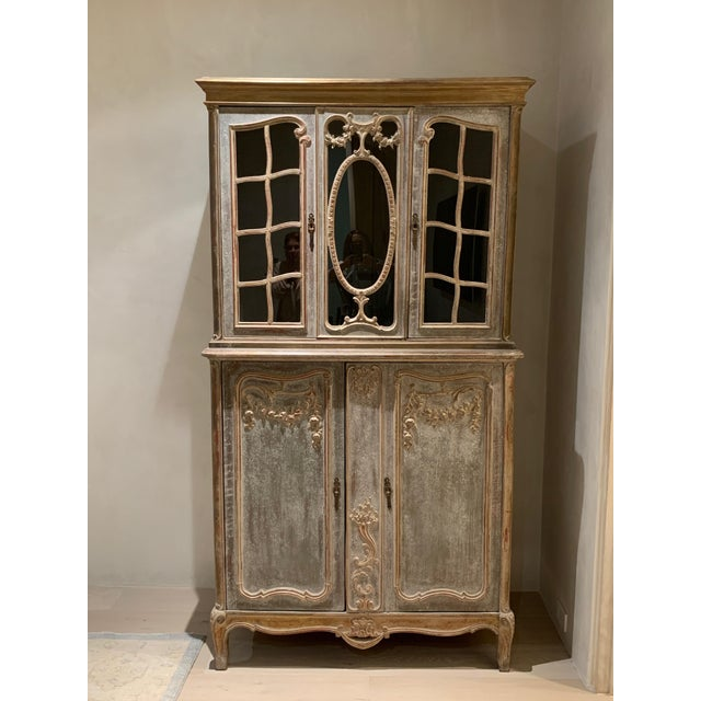 18th Century Antique French Cabinet For Sale - Image 13 of 13