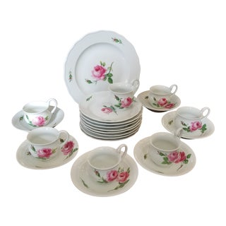 Meissen Porcelain Set For Sale