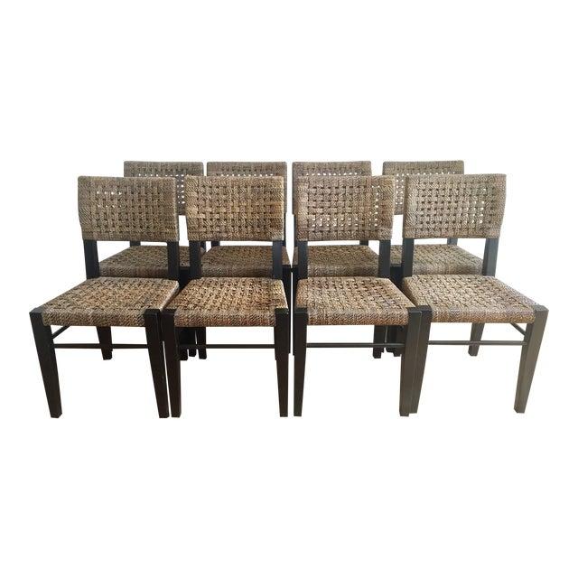 Palecek Panamawood Dining Chair - Set of 8 - Image 1 of 9