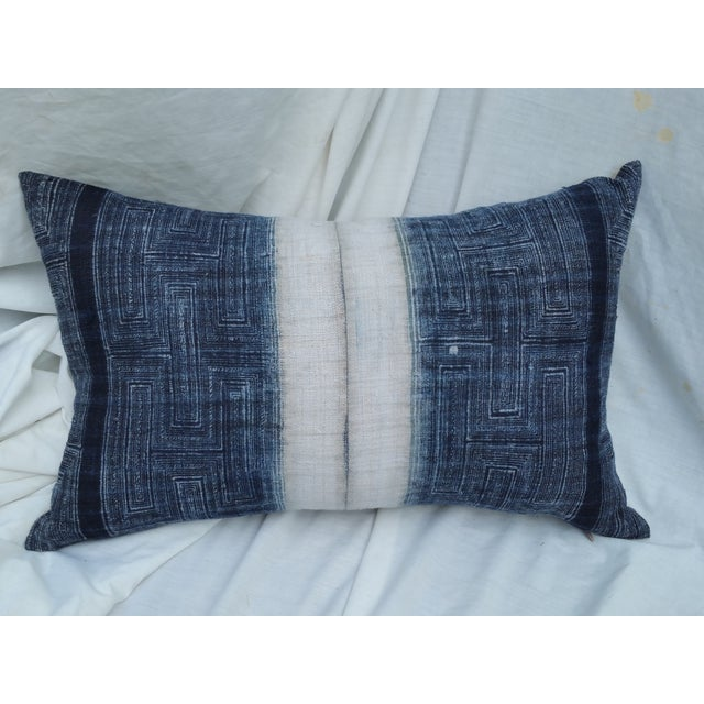 Yao Hill Tribe 1000 Pleat Skirt Pillow - Image 2 of 5
