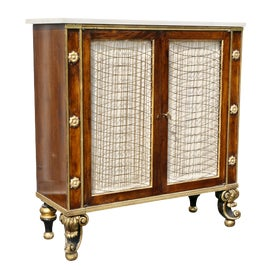 Image of English Traditional Credenzas and Sideboards