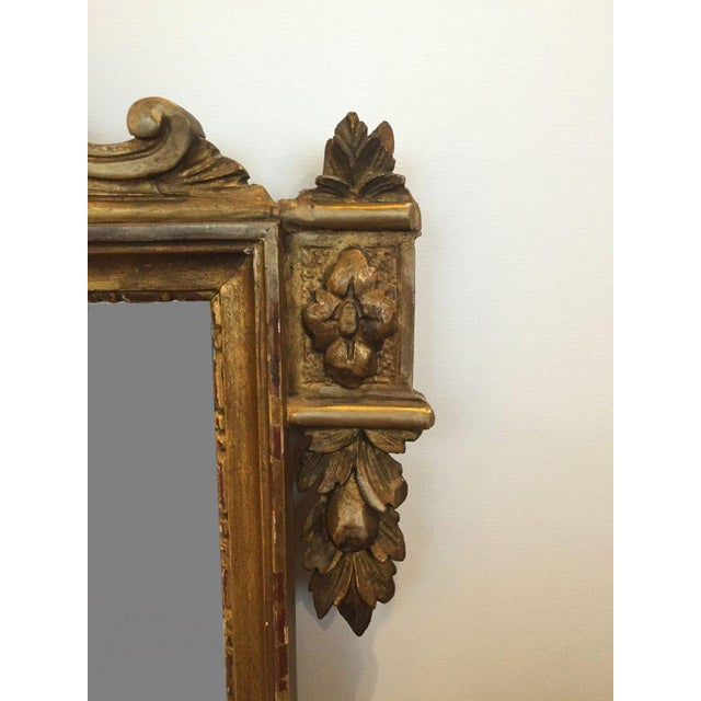 Vintage Italian Gilded Mirror - Image 4 of 5