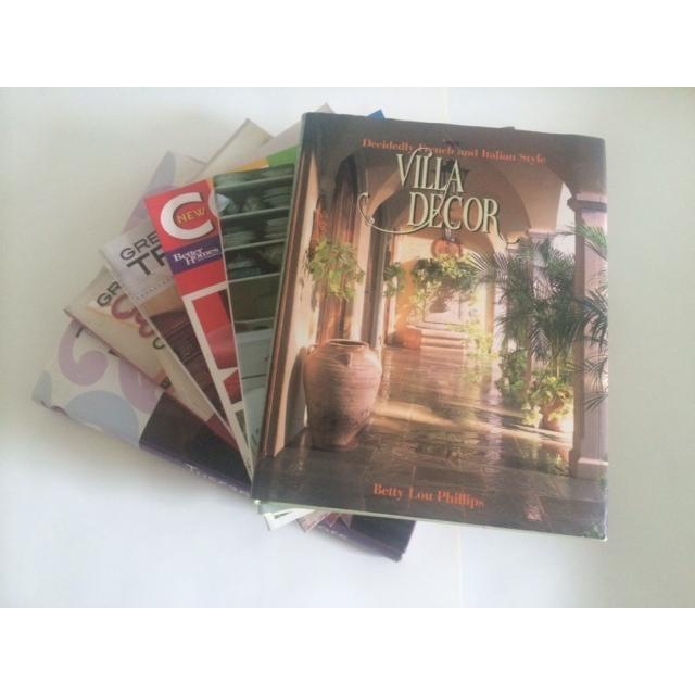 Italian Decorating Coffee Table Books - Set of 6 - Image 4 of 11
