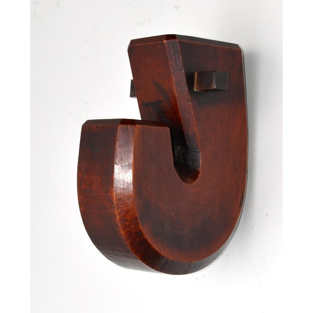 Japanese Antique Japanese Jizai Hearth Hook For Sale - Image 3 of 7