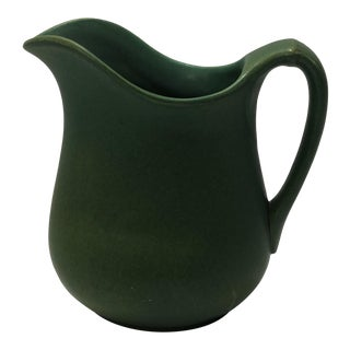 Bennington Pottery Mid-Century Rustic Stoneware Pitcher