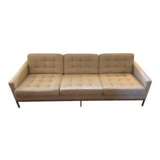 Vintage Florence Knoll Sofa For Sale