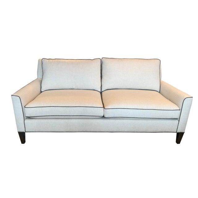 Modern C. R. Laine Dawson Apartment Sofa | Chairish