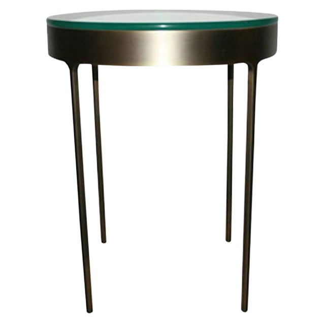 Customizable Eastman Ring Side Table - Image 1 of 3