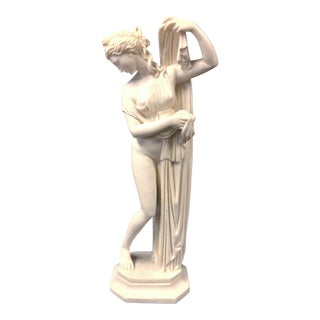 Santini Classic Figure Sculpture For Sale