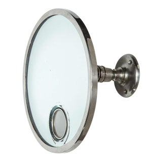 """s.g.d.g. """"Brot"""" French Hotel Vanity Mirror With Light For Sale"""