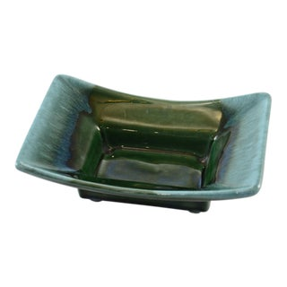 Aqua & Emerald Green Catchall