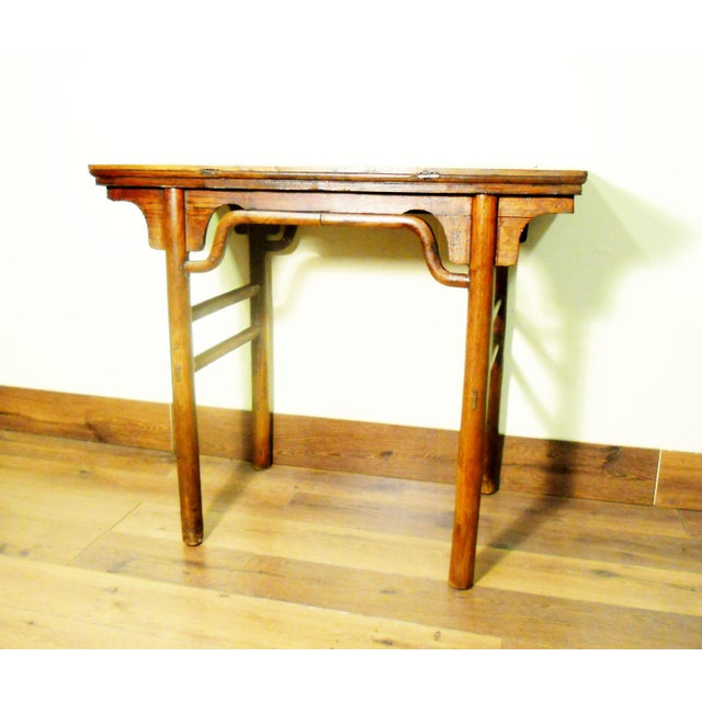 Antique Chinese Console Table - Image 2 of 10