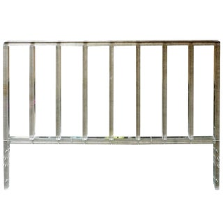 Lucite King Headboard For Sale