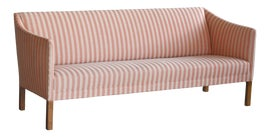 Image of Orange Sofas