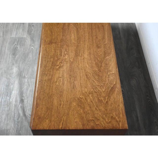 Wood Edmond Spence Swedish Modern Dresser Credenza For Sale - Image 7 of 12