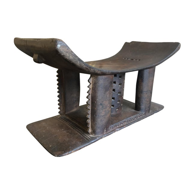 19th Century Asante Stool For Sale In Chicago - Image 6 of 6