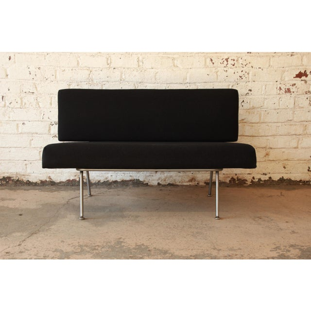 1950s Vintage Florence Knoll Settee - Image 3 of 9