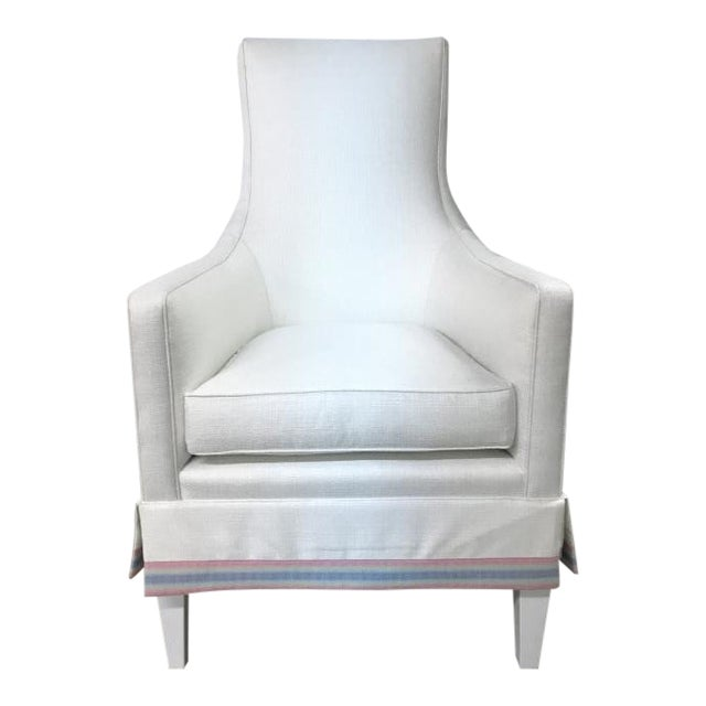 Century Furniture Charlottesville Wing Chair For Sale