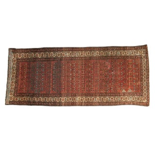 "Vintage Malayer Rug Runner - 3'2"" x 7'5"""