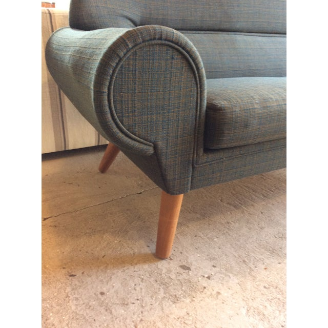 Rare Kurt Ostervig for Ryesberg Mobler sofa. Really nice lines on the great danish sofa. Appears to be in all original...