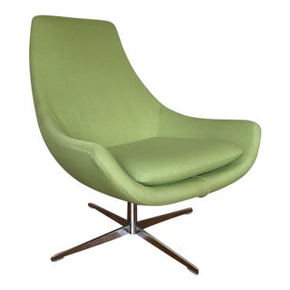 Mid-Century Modern Style Martin Brattrud Lounge Chair For Sale