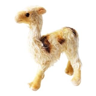 1950s Steiff Llama Mohair For Sale