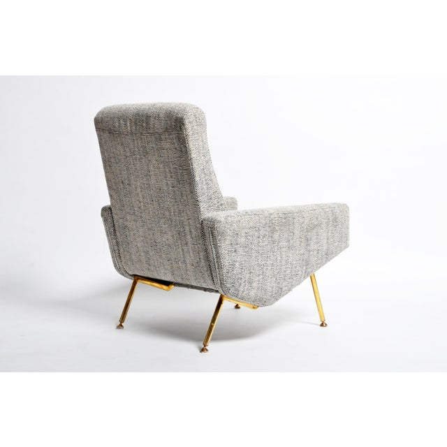 French Airborne Edition Armchairs by Pierre Guariche - a Pair For Sale In Chicago - Image 6 of 13