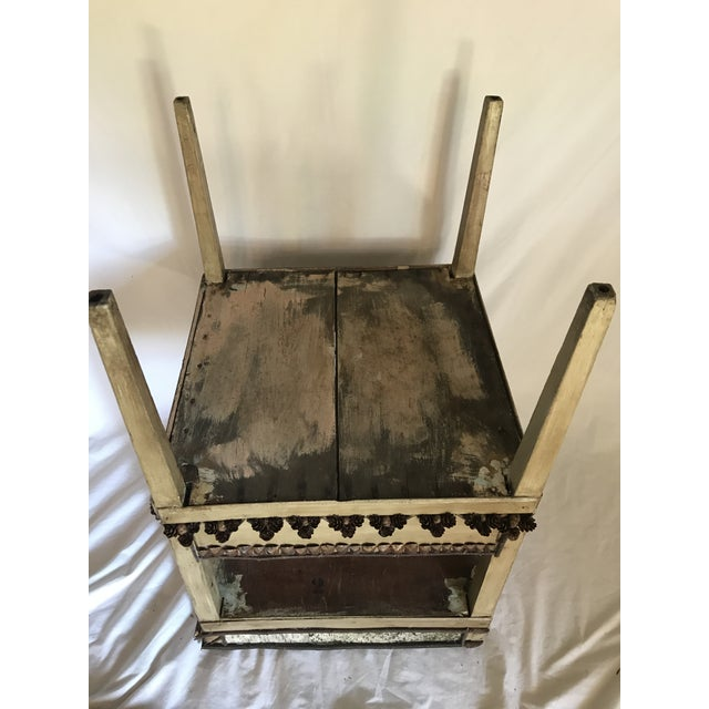 Adirondack Plant Stand or Side Table For Sale - Image 12 of 13