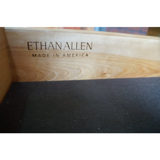 Cottage Ethan Allen Country French Server For Sale - Image 3 of 11