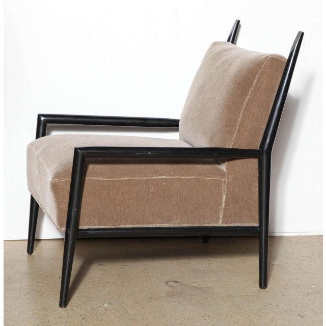 1950s Vintage Paul McCobb 3082-E Planner Group Ebonized Lounge Chair For Sale - Image 6 of 12