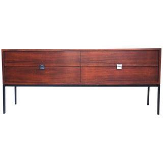 1965 Antoine Philippon and Jacqueline Lecoq Large Rosewood Sideboard