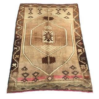 1960s Vintage Anatolian Rug - 5′11″ × 8′3″ For Sale