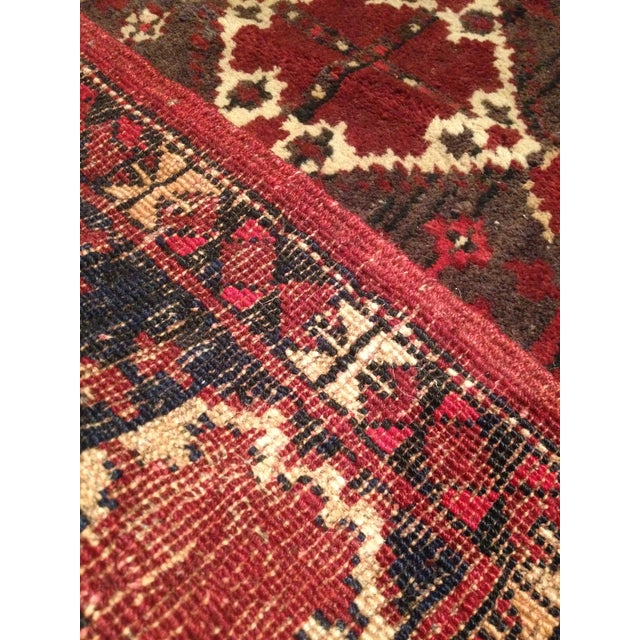 Vintage Turkmen Wedding Trapping - 1′4″ × 4′7″ - Image 5 of 5