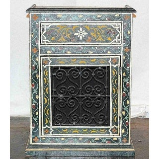Moroccan Side Table Preview