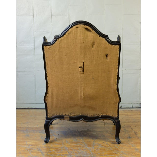 Unusual French, 19th Century Napoleon III Winged Bergere - Image 7 of 12